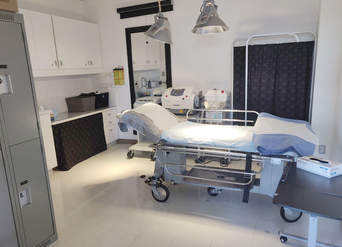 Scarborough cosmetic surgery facility in hospital